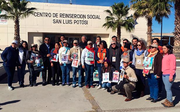 Reconoce Movimiento Migrante Mesoamericano solidaridad de Gobierno de SLP