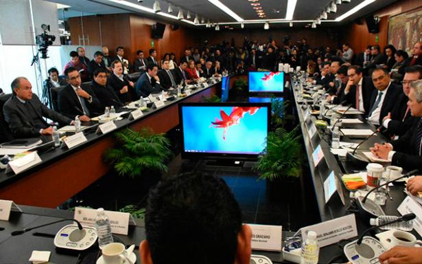 La Ley de Seguridad Interior fortalece al Estado: Carreras