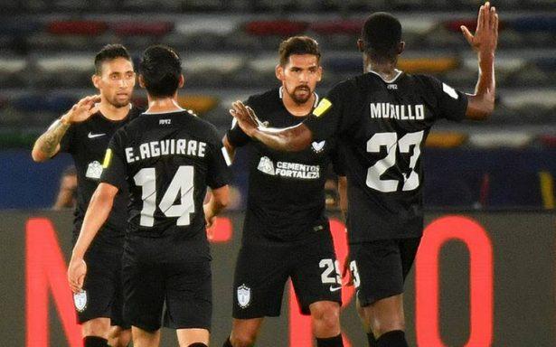 Pachuca vence a Al Jazira y consigue tercer lugar en Mundial de Clubes