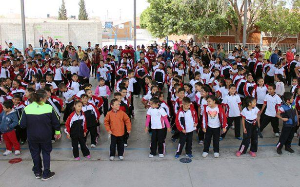 Ausentismo en escuelas de Soledad por bajas temperaturas