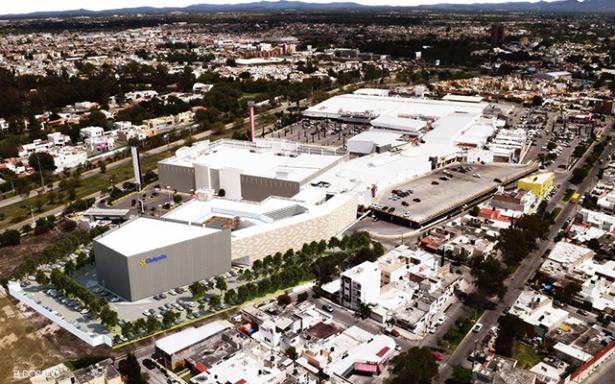 """Se invierten 150 mdp para ampliar plaza """"El Dorado"""""""