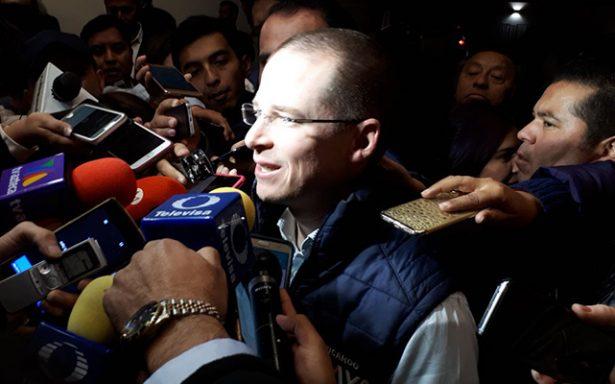 Alianzas clave para ganar la presidencia: Ricardo Anaya