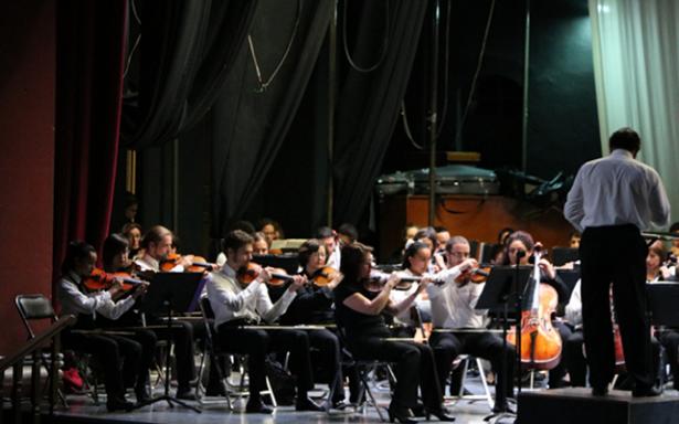 Este jueves presentan el concierto de la Sinfónica Música para la Vida de Matehuala