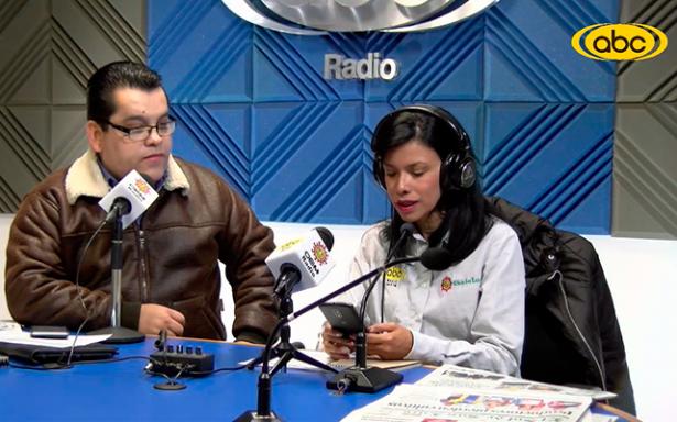 El Sol de San Luis Radio 1ra. emisión 12 de diciembre de 2017