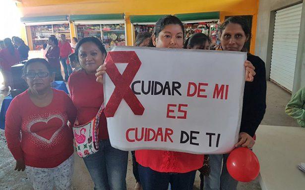 En SLP se tienen documentados 980 casos de VIH