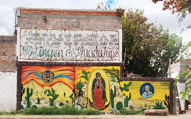 Invitan a participar en Concurso de Murales en honor a la Virgen de Guadalupe