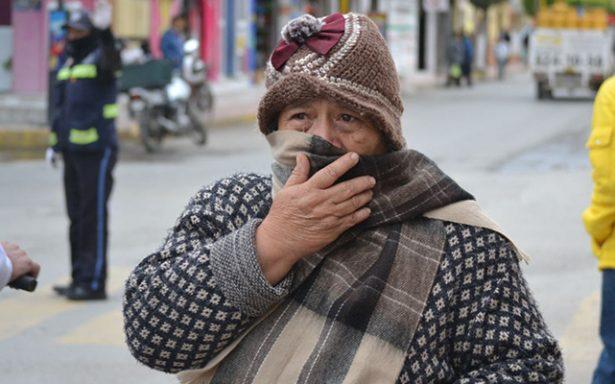Emiten nueva alerta por bajas temperaturas