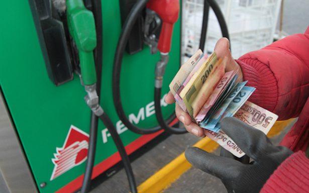 Gasolinazo fue estrategia para que no impactara economía del país