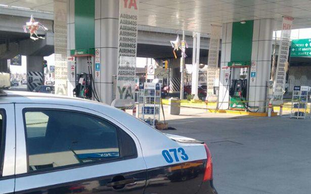 Acuerdan gasolineros y SPMS mecanismos de seguridad