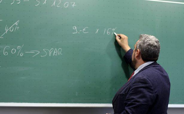 Destaca 35% de maestros potosinos en evaluaciones