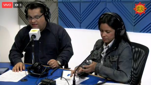El Sol de San Luis Radio, Primera Emisión