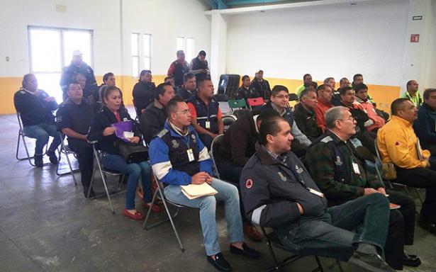 Dirección de Protección Civil Municipal capacitó a más de 10 mil personas en el 2017