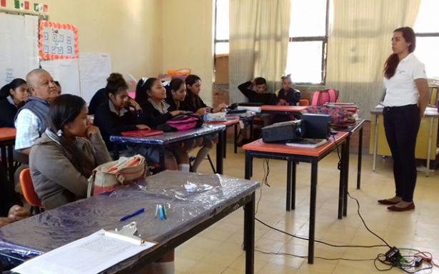Brinda CJM de Rioverde acompañamiento integral a mujeres