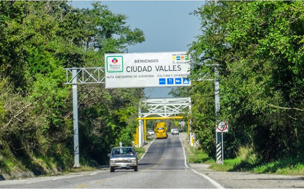 Carretera Valles-Tamazunchale arranca este 2018