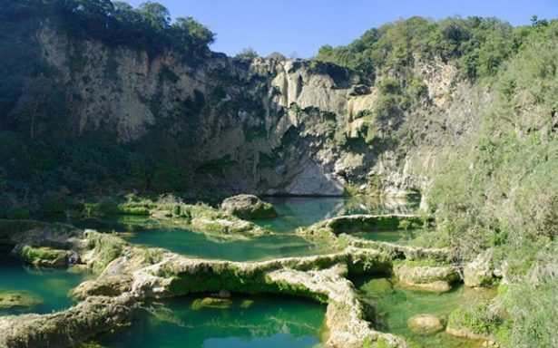 """Buscan que cascada """"El Salto"""" sea un atractivo más para el turismo"""