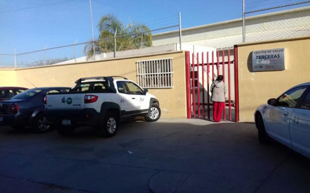 """Reforzarán seguridad en el Centro de Salud """"Las Terceras"""""""
