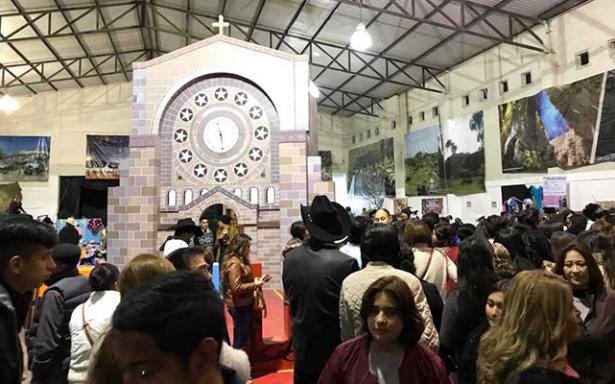 Concluye la Feria Regional de Matehuala