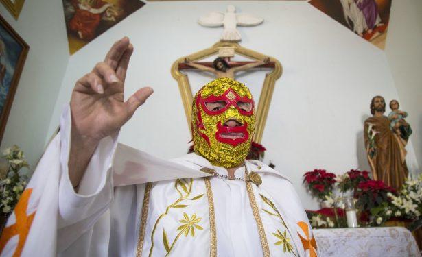 """Hoy """"Fray Tormenta"""", oficiará misa en parroquia de Soledad"""