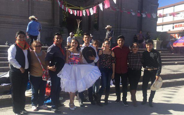 Grupo Temachtiani busca participar en concurso de danza  nacional