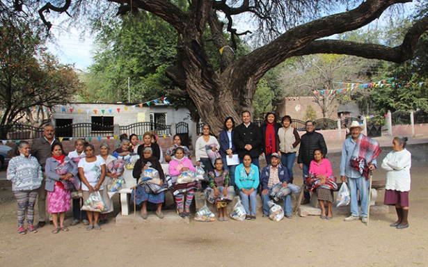 Habitantes de Paso de los Herreros se unen y harán obras en beneficio de la comunidad