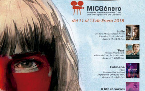 Cineteca Alameda proyecta Muestra Internacional de Cine con Perspectiva de Género
