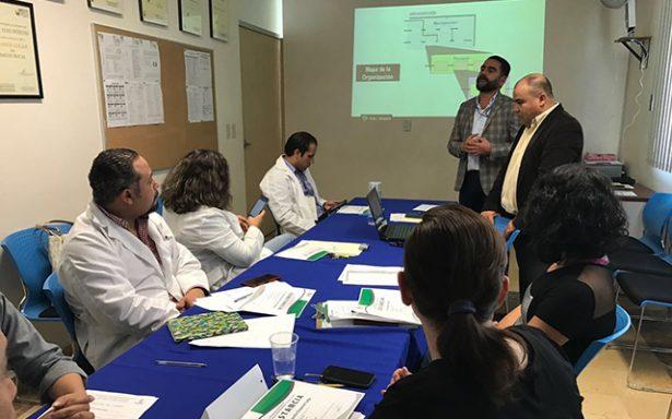 Oficialía Mayor implementa cursos de calidad a personal de la Secretaría de Salud