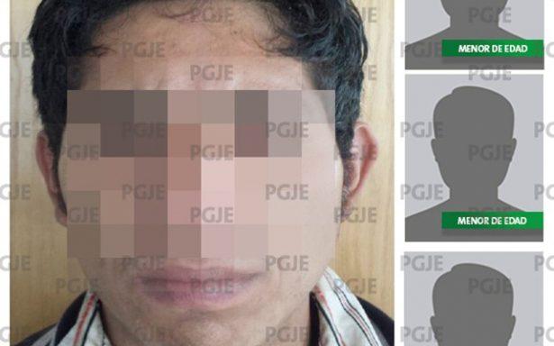 PGJE y SSPE desmantelan banda dedicada al robo con violencia en SGS