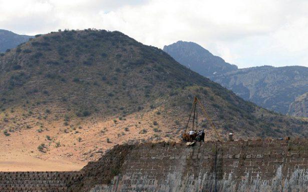 Presa San Carlos, en riesgo de colapso: CEA