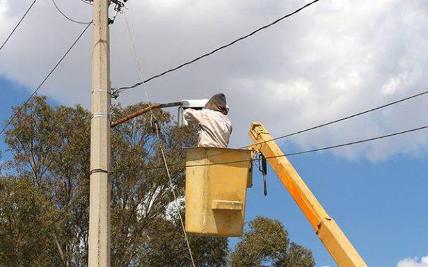 Se repusieron 980 luminarias  en 75 colonias de la ciudad