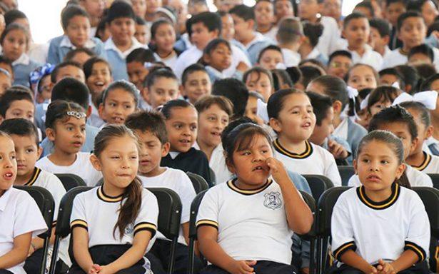 Mas de dos mil alumnos retoman actividades en las escuelas municipales
