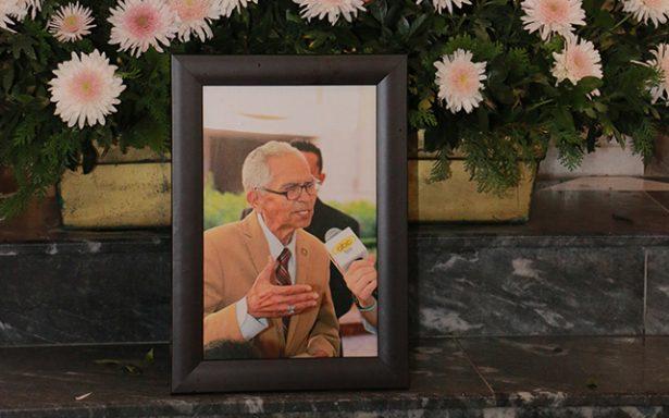 Ángel Vázquez, referente para nuevas generaciones