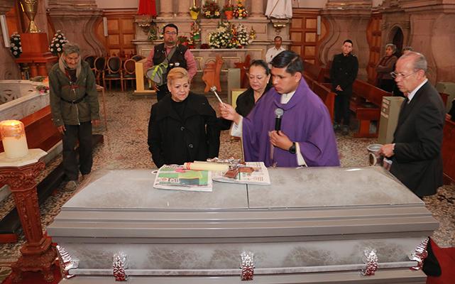 angelito vazquez funeral 9