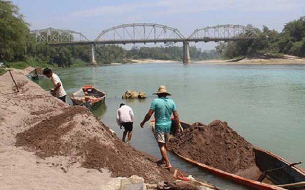 Rehabilitarán lanchas de areneros de el Pujal