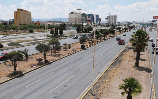 Cambian horarios en la Zona  Industrial por mala vialidad