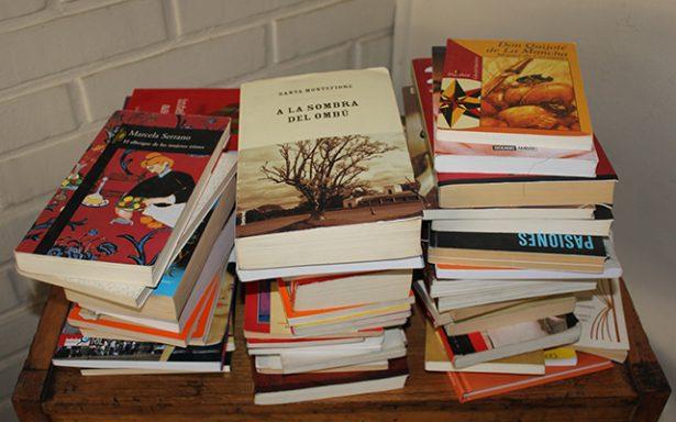 Consiguen donaciones  para bibliotecas Municipales
