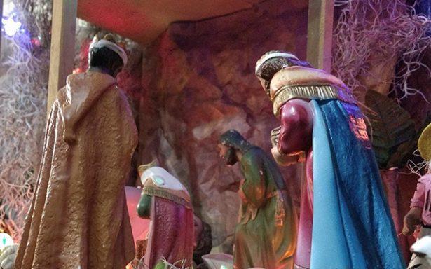 'Levantan' en Soledad al Niño Jesús
