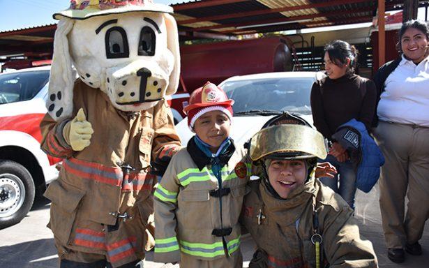 Los niños aún quieren ser bomberos, médicos y enfermeras