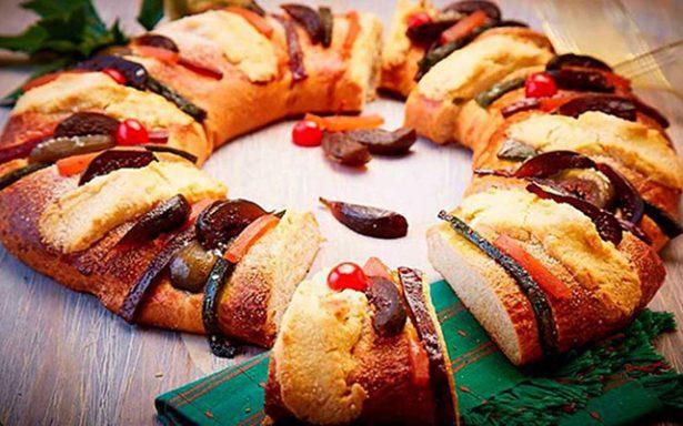 Conviven rioverdenses en partida de Rosca Gigante de Día de Reyes