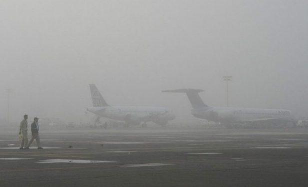 Por neblina suspenden vuelos en San Luis Potosí