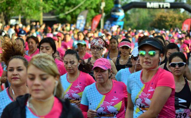 Rocío García, bicampeona en la Carrera de la Mujer 2018