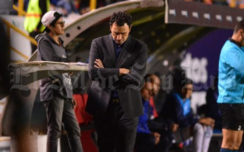 Atlético de San Luis cesa al DT José Francisco Molina
