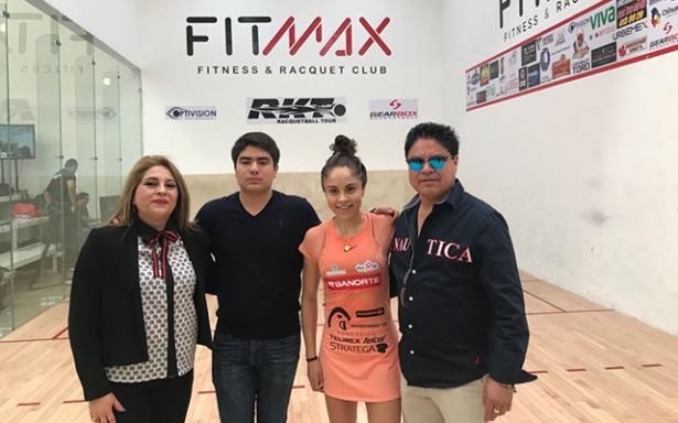 Paola Longoria se proclama Campeona Nacional 2018
