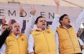Va Ricardo Gallardo al Senado de la República