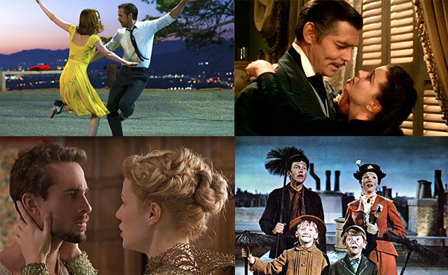 Las películas con más nominaciones en la historia del Oscar