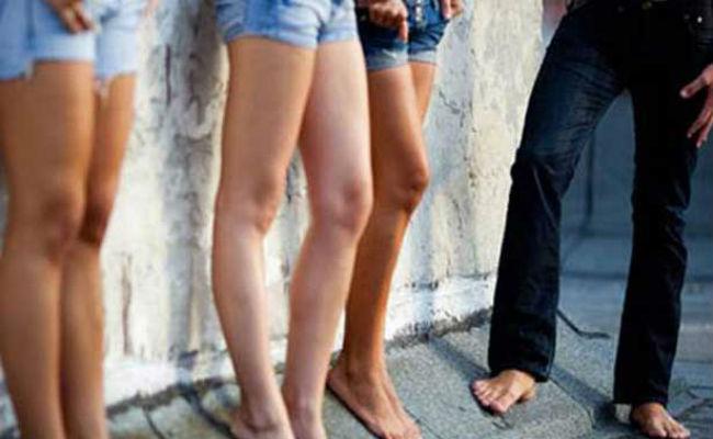Tráfico humano, con caminos  claros