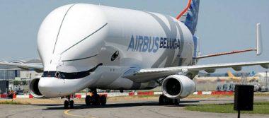 Así fue el primer vuelo del Beluga XL, el nuevo gigante de los cielos