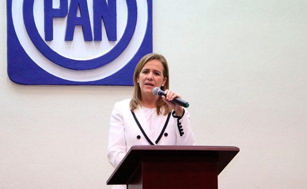 Nos estamos estrellando en el muro de la corrupción: Margarita Zavala