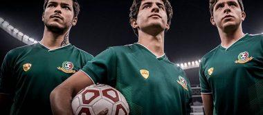 Enrique Arrizon encarna los sueños de un campeón en el fútbol