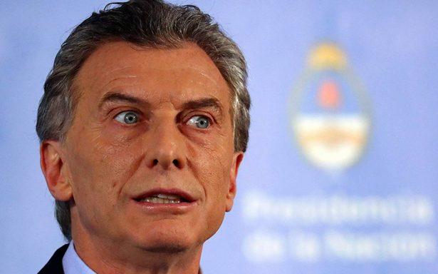 Macri será excomulgado si legalizan aborto en Argentina, afirma sacerdote