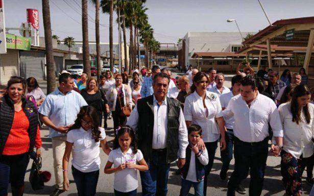 El Bronco promete nueva era de prosperidad para México, tras arrancar campaña